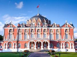Petroff Palace Boutique Hotel, hotel in Moscow