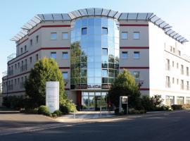 Business Vital Hotel am Rennsteig, Hotel in der Nähe von: Rennsteiggarten Oberhof, Suhl