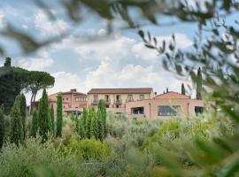 Villasanpaolo, hotel in San Gimignano