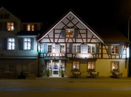 Hotel Restaurant Blume, hotel near St. Gallen-Altenrhein Airport - ACH, Steinach