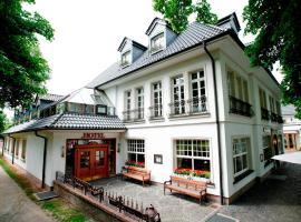 """Hotel """"Schloss Friedestrom"""", hotel near Schloss Benrath, Dormagen"""