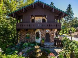 Storybook Riverside Inn, B&B in Leavenworth