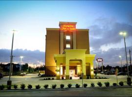 Hampton Inn and Suites Houston Central, hôtel à Houston