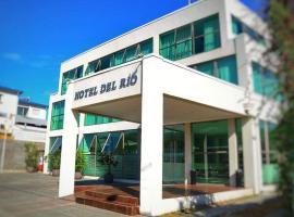 Hotel Del Rio, hotel in Constitución