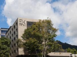 EK Hotel, hotel near Zona Rosa/Zona T, Bogotá
