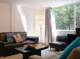 Suites 259 Condesa, serviced apartment in Mexico City