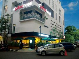 d'primahotel Melawai - Blok M, hotel near Senayan City Mall, Jakarta