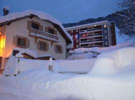 Relais Mont Jura Adults Only, hotel near Lelex Ski School, Lélex