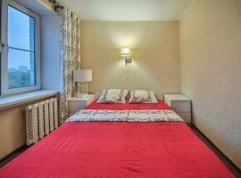 Apartment on Svobodnyy prospekt 37/18, hotel in Moscow