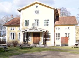 Charlottsborgs Vandrarhem, hotel in Kristianstad