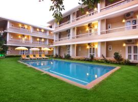 The Belmonte Suites by Ace, hotel with pools in Anjuna