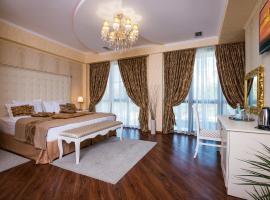 Бутик-отель Де Пари, отель в Краснодаре