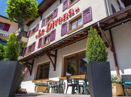 Hôtel Le Divona, hôtel à Divonne-les-Bains près de: Golf de Divonne-les-Bains