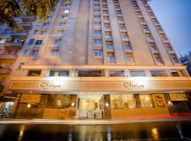 Mabu Curitiba Business, hotel with pools in Curitiba