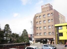 Ayun Takayama Central Hotel, hotel in Takayama
