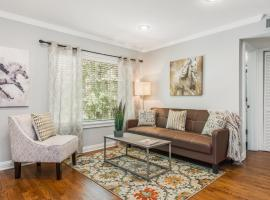 Amazing Midtown Location by Piedmont Park, vacation rental in Atlanta