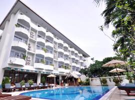 JP Villa Pattaya, отель в городе Северная Паттайя