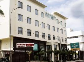 Hotel Southern Comfort, hôtel  près de: Aéroport international de Chennai - MAA
