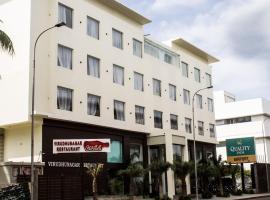Hotel Southern Comfort, hotel near Chennai International Airport - MAA,