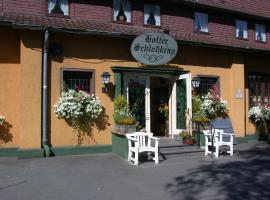Hotel Holter Schloßkrug, hotel near Museum Huelsmann, Schloß Holte-Stukenbrock