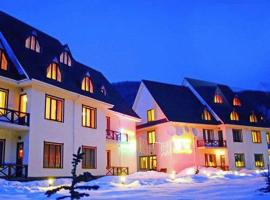 Отель Татьяна, отель в Эстосадке, рядом находится Krasnaya Polyana Ski Resort