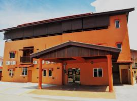 Angel Resthouse Hotel, hotel in Kuala Terengganu