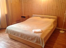База отдыха Макслахти, отель в городе Pribylovo