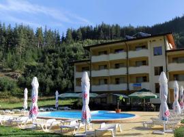 Hotel Restaurant Popini Laki, hotel Jagodinában