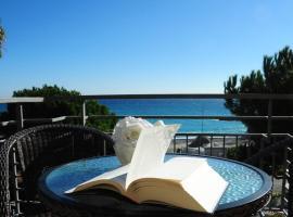 Sole Mare, отель в Вентимилье