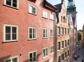 Lady Hamilton Apartments, apartment in Stockholm