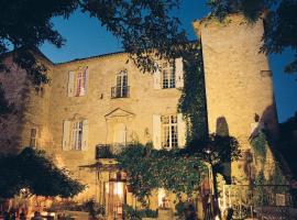 Château d'Arpaillargues Châteaux et Hôtels Collection, hotel near Pont du Gard, Arpaillargues-et-Aureillac