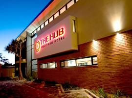 The Hub Boutique Hotel, hotel in Port Elizabeth