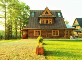 Pompelówka - chata na Głubałówce – hotel w pobliżu miejsca Gubałówka w Zakopanem