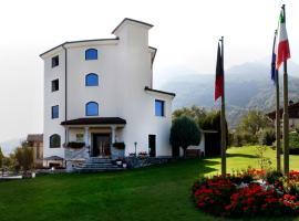Hotel Diana Jardin et Spa、アオスタのホテル