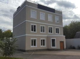 Mini Inn on Shchelkovskoye av. 4, hotel in Balashikha