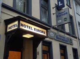 Hotel Europa, hotel in Krefeld