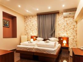 Mia Casa Hotel Yerevan, отель в Ереване