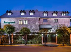 Hotel Casagrande, hotel with jacuzzis in Arequipa