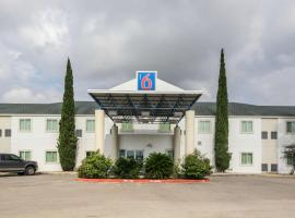 Motel 6 New Braunfels, hotel in New Braunfels