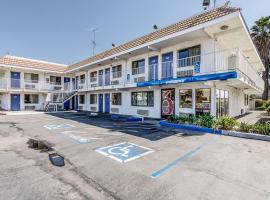 Motel 6-Modesto, CA, hôtel à Modesto