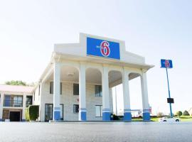 Motel 6-Cookeville, TN, hotel in Cookeville