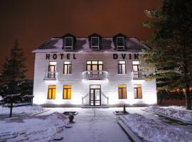 Dvin Hotel, hotel in Pavlodar