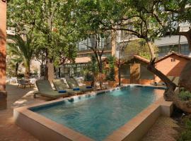 H10 Casa Mimosa 4* Sup, hôtel à Barcelone (L'Eixample)