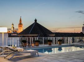 Hotel Fernando III, hotel conveniente a Siviglia