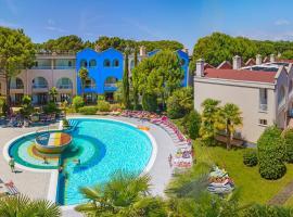 Villaggio Mare Blu, hotel v Bibione