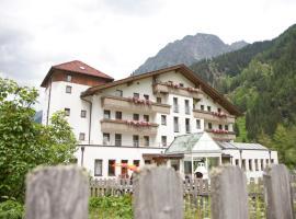 Hotel Tia Monte, hotel in Kaunertal