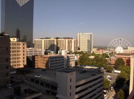 Barclay Hotel Downtown Atlanta, hotel in Atlanta