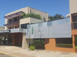 Hotel Internacional, hotel in Campo Grande