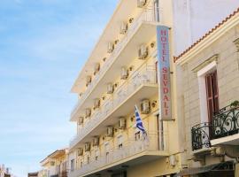 Hotel Sevdali, hotel in Myrina