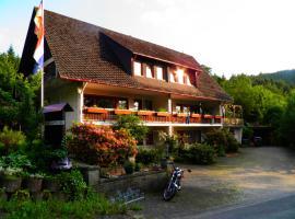 Gasthof Walhalja, hotel in Schmallenberg